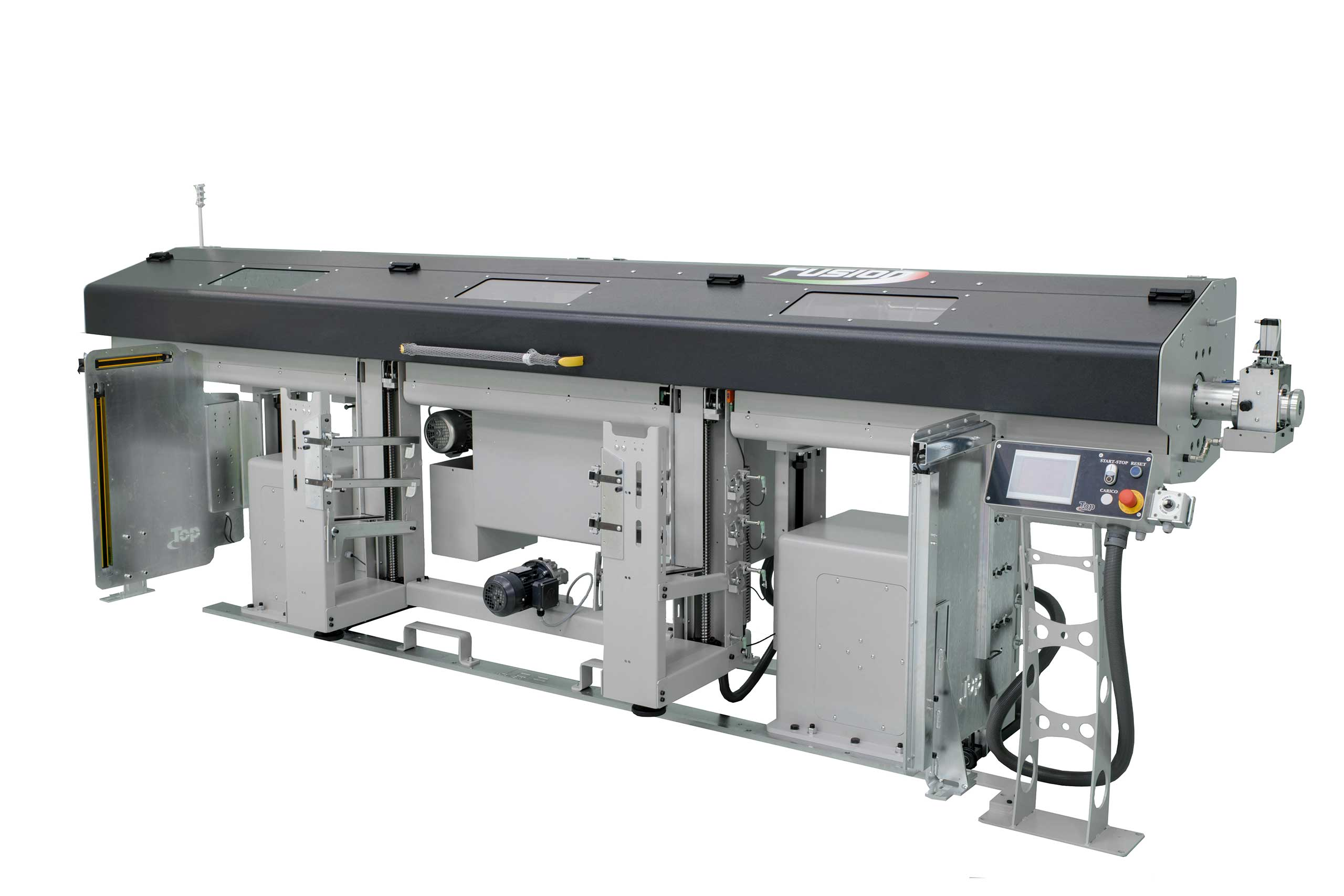 FUSION | Automatic loader for fixed head lathes