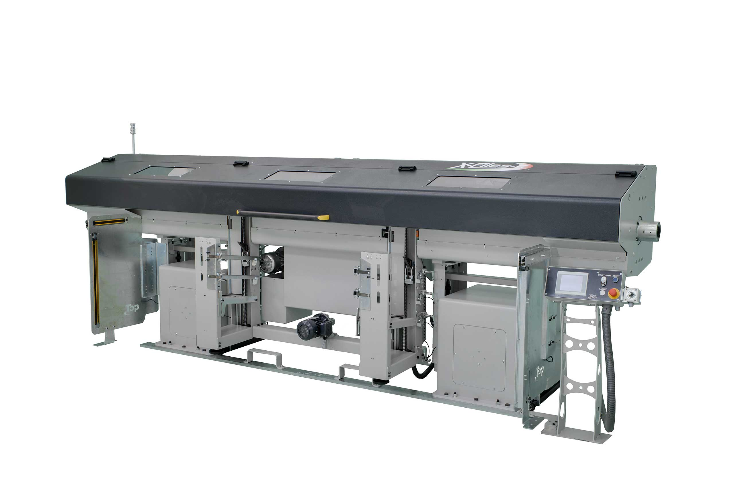 XFILES- S | Automatic loader for fixed head lathes